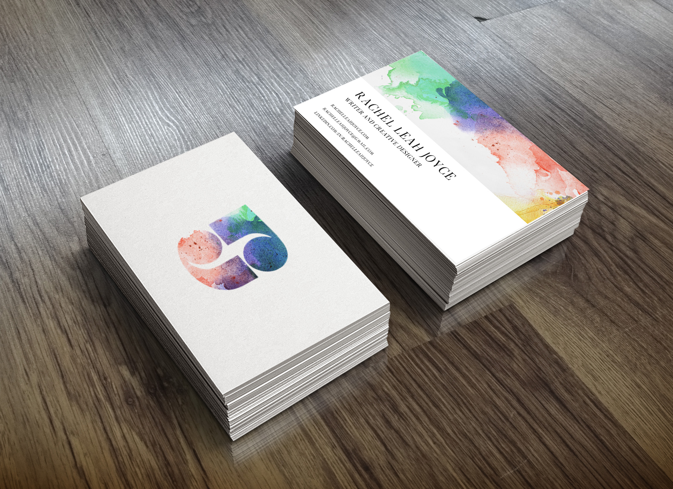 Personal Business Card | Rachel Leah Joyce
